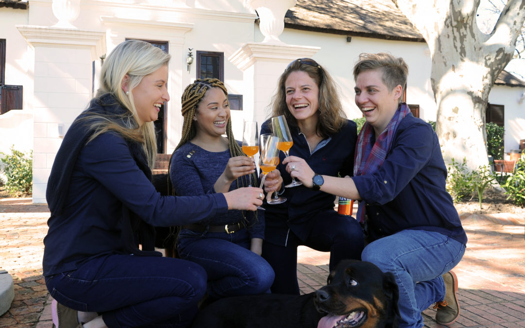 The Women Of Nederburg: A Force To Be Reckoned With