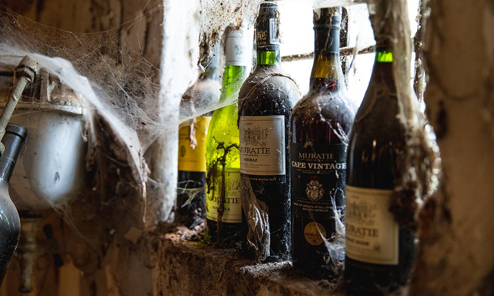 A Tribute To The Melck Family Legacy at Muratie Estate -Where every wine tells a story