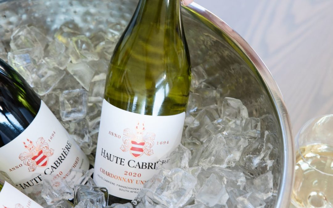 Haute Cabrière  Chardonnay Unwooded 2020 -A new addition to the family