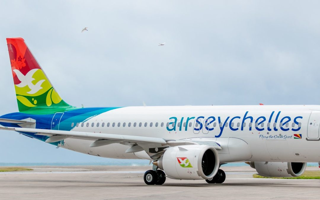Air Seychelles Recognised As Indian Ocean's Leading Airline At 2020 World Travel Awards
