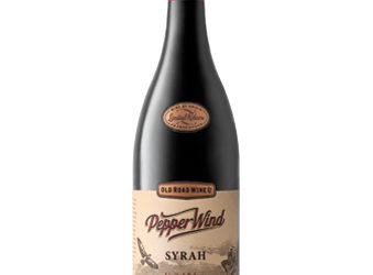 Old Road Wine Co. Pepper Wind Syrah Breezes into Terroir Awards as a National Winner