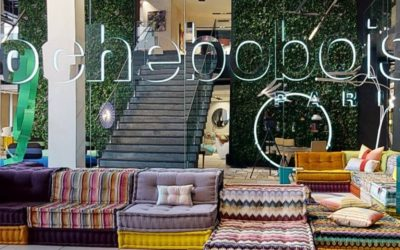 Roche Bobois South Africa  launches new BomBom Collection
