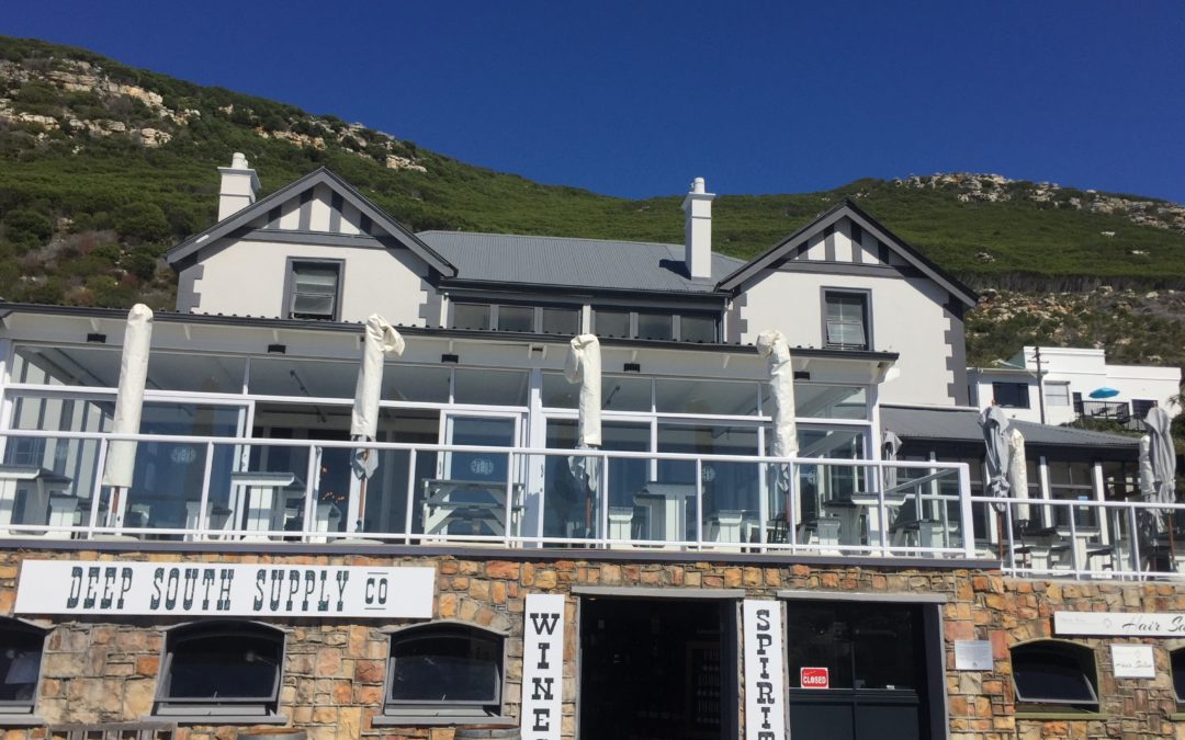 The 'Deep South Supply Co.' Wine And Liquor Shop Opens In Glencairn (Cape Town)