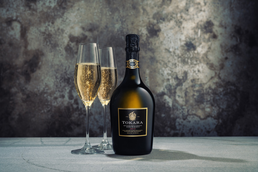 New Tokara Double Gold vintage toasts 50th year of Cap Classique