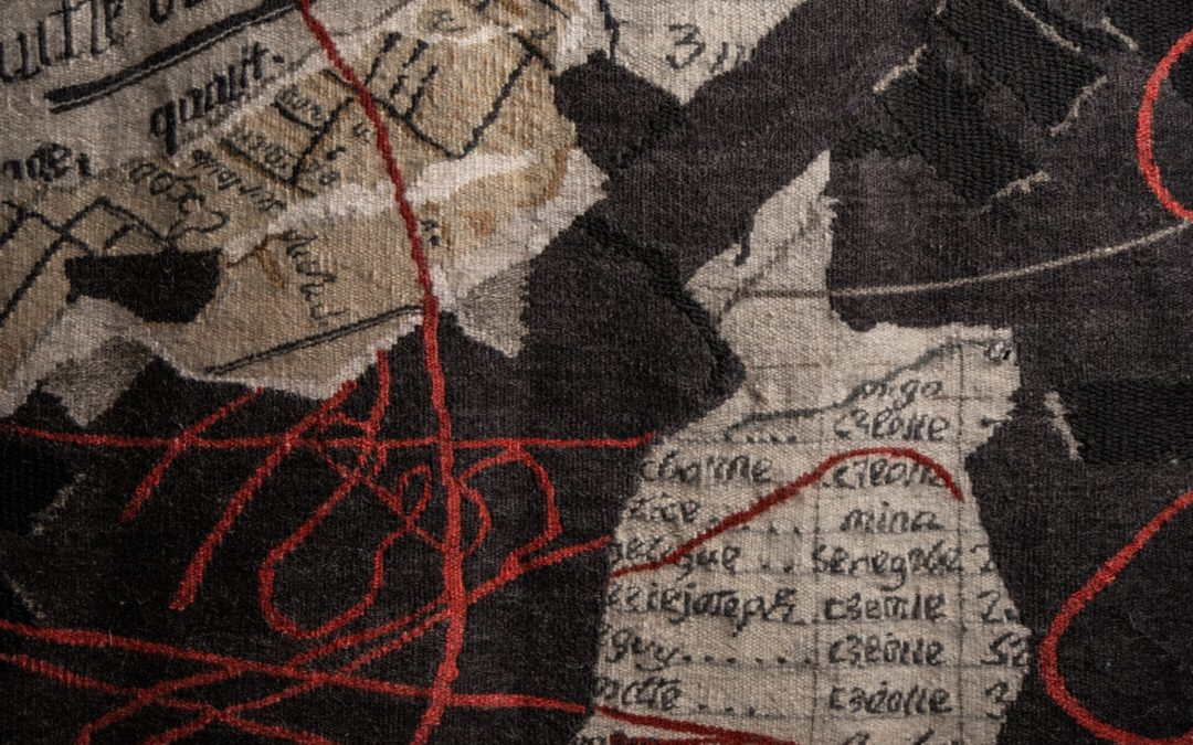 Threads Of Synergy – A New Exhibition of South African Tapestry Art opens At La Motte