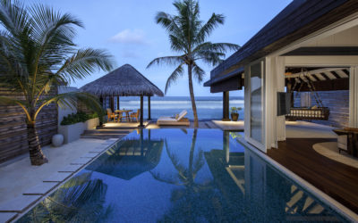 Naladhu Private Island Maldives to Relaunch in November with a New Look