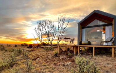 Southern Africa's Legendary Mount Camdeboo Launches Wilderness Pods Add-On Experience