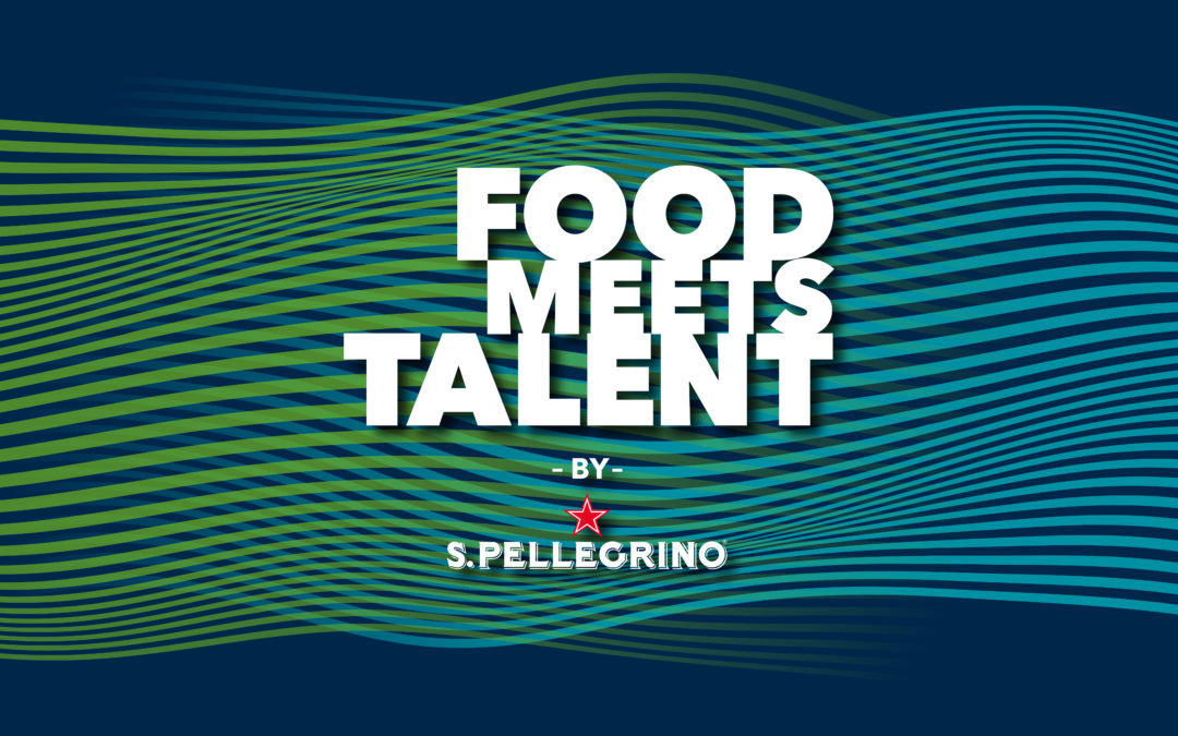 Food Meets Talent: S.Pellegrino Joins The World's 50 Best Restaurants to Celebrate The Human Ingenuity  and Creativity that Fuel Evolution  in The Gastronomy Sector