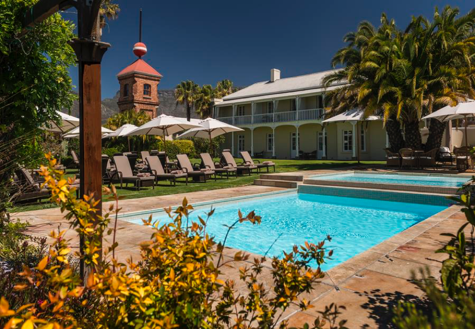 Rediscover an Exclusive Luxury Hideaway in The Heart of Cape Town's Bustling Waterfront