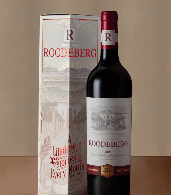 Roodeberg Classic Red Blend – a lifetime of stories in every bottle