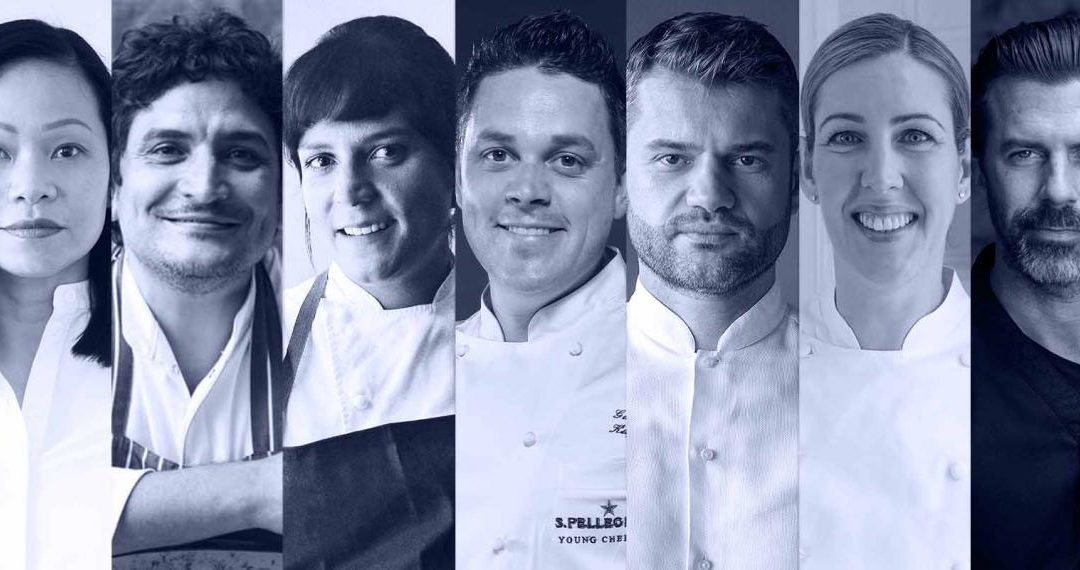 The world on their plate – As our Chefs prepare for the S.Pellegrino Young Chef Grand Finale 2021