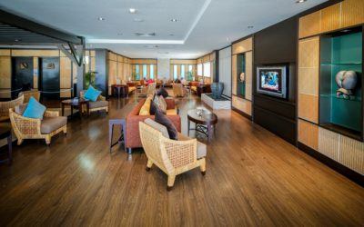 Salon Vallée De Mai Is Indian Ocean's Leading Airline Lounge At The 2021 World Travel Awards