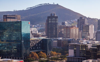 The Halyard: Luxe CPT apartments with a view!
