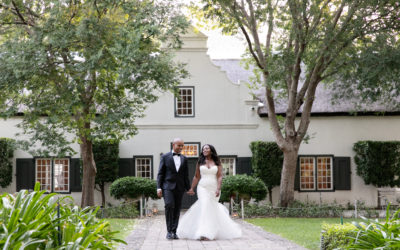 A Wedding in the Winelands